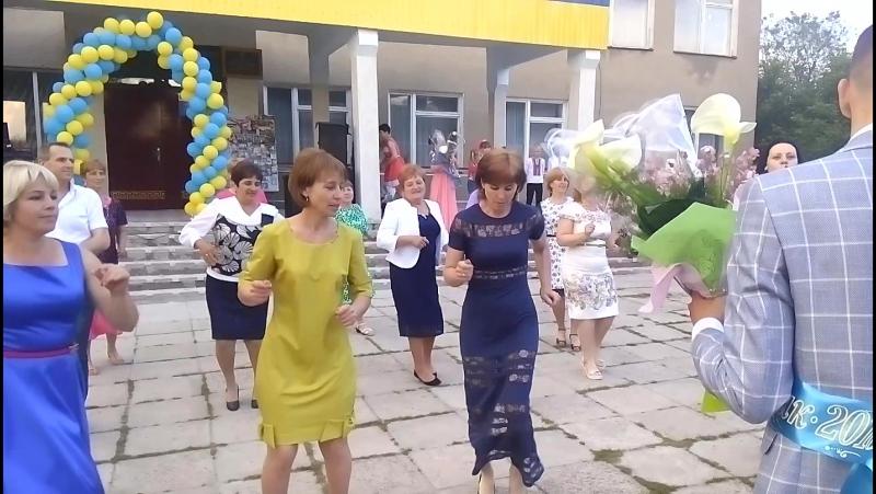 Вальс Олексіївського НВК 2016