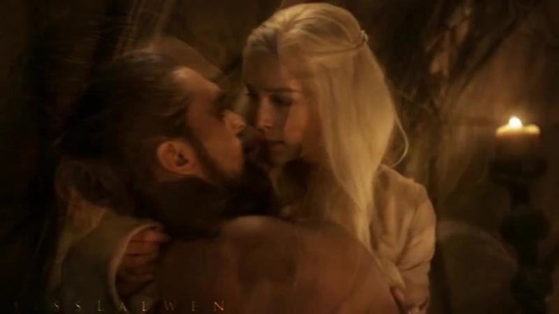 Daenerys Targaryen ...Khal Drogo