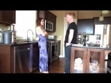 Сочный секс на кухне Bryci(Миньет, в необычных местах, экстримальное порно, новое brazzers, mofos, x-art, wtfpass, 21 sextury xx