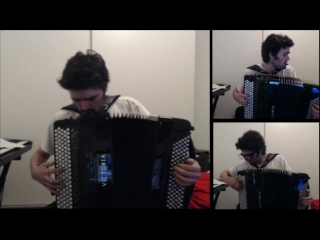 Thunderstruck - AC⁄DC (accordion cover)
