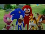 Соник Бум / Sonic Boom 1 сезон 18 серия - Эггман в депрессии (Карусель)