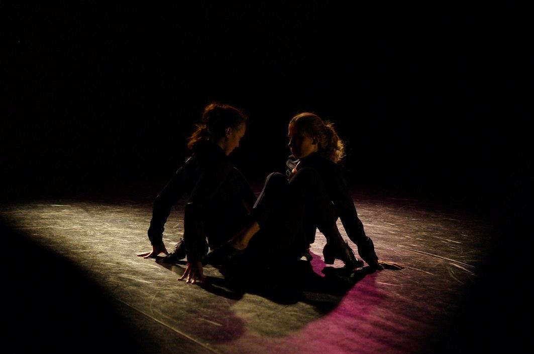 Рекламная фотография спектакля «Любовь во множественном числе» Театра-Театра