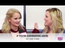 Justine Magazine: Debby Ryan on Healthy Relationships Part 1: Abuse or Normal?