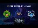 Wombo-Combo by 4CLL vs. Vega @ Gameshow Global esports Season 1