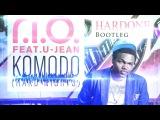 R.I.O. feat. U-Jean - Komodo (Hard Nights) Hardone Bootleg (Cover Video HD)