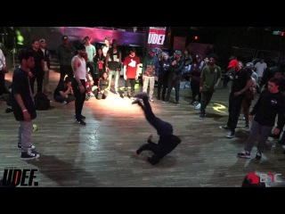 Supreme Wolfpack Vs Forever Fresh Lords | Finals | B-Boy Massacre 10 | Pro Breaking Tour