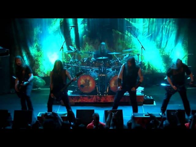 Amon Amarth Tock's Taunt - Loke's Treachery Part II Live 4/17/11