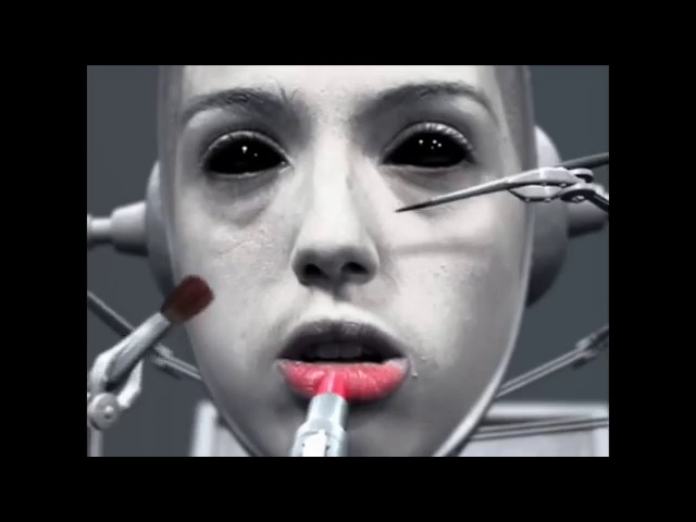 VNV Nation - Illusion (Doll face by Andy Huang) HD Legendado