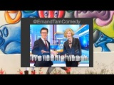 Announcing Em &amp Tam Comedy ETC -
