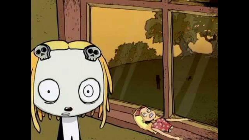 Ленор - маленькая мёртвая девочка: День, когда гулял мистер Чиппи (13-я серия)