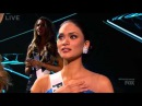 (HD FULL) Miss Universe Pageant! Host Steve Harvey makes and Announces the Wrong Winner