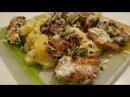 Курица с картошкой в духовке Секрет рецепта вторые блюда из курицы и картофеля к...