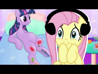 Fluttershy plays Weird Pony Games | WE'VE COME FULL CIRCLE | Part 2