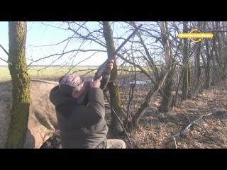Весенняя охота на гусей Про охоту и охотников с Валерием Кузенковым
