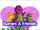 Baney show - Barney & Friends theme song for Kid