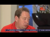 Футбол. Леонид Слуцкий о сборной России и перспективах на Евро 2016