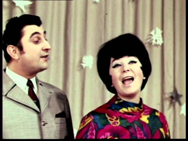 Квартет Аккорд Проказник Браун 1969г. HD
