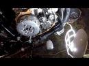 Honda CB400SS Замена пружин сцепления