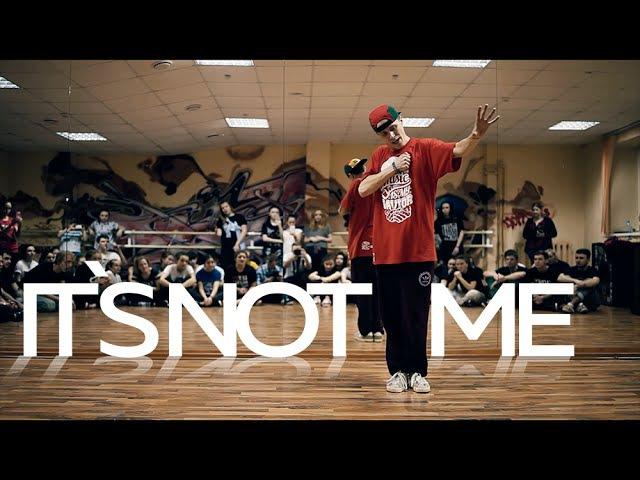 It's Not Me ● Dance Showcase ● DRE10