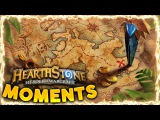 Hearthstone Funny Moments #10 - Daily Hearthstone Best Moments Funny Lucky Epic Plays | Map