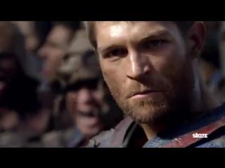 Спартак Кровь и песок/Spartacus: Blood and Sand (2010 - 2013) ТВ-ролик №2 (сезон 3, эпизод 10)