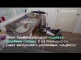 Новый робот-динозавр SpotMini от BOSTON DYNAMICS