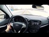Что не так с Lada Vesta؟ Тест драйв Лада Веста 2016. Робот и механика!