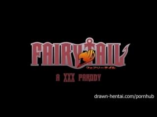 Fairy tail x Hentai Gray x Juvia Part 1