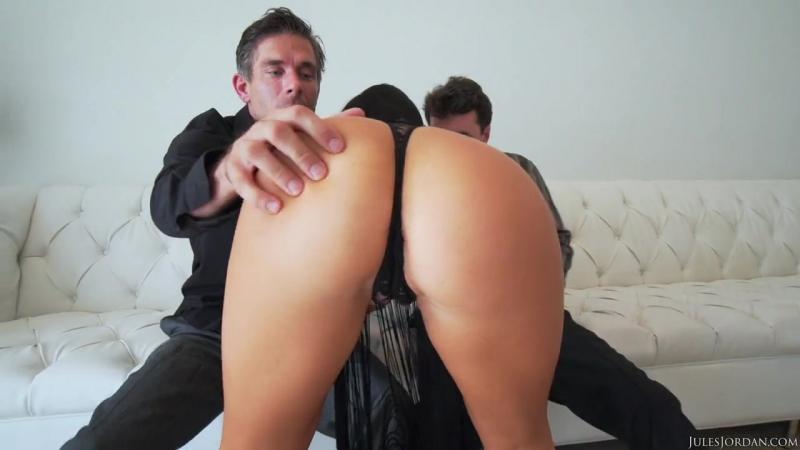 Jules Jordan  Megan Rain, James Deen, Mick Blue - HD Секс, sex, анал, anal, cumshot, порно, porn, gangbang, hardcore, deepthroat