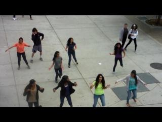 Boshret Kheir Flashmob Dance in Los Angeles [HD, 720p]