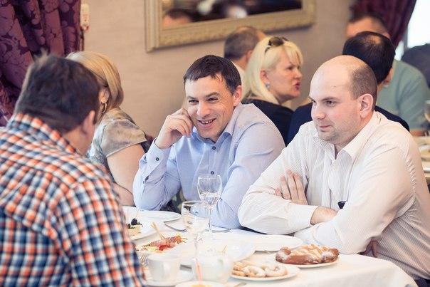 Друзья, банк «ТРАСТ» начинает серию бизнес-завтраков для малого бизнес