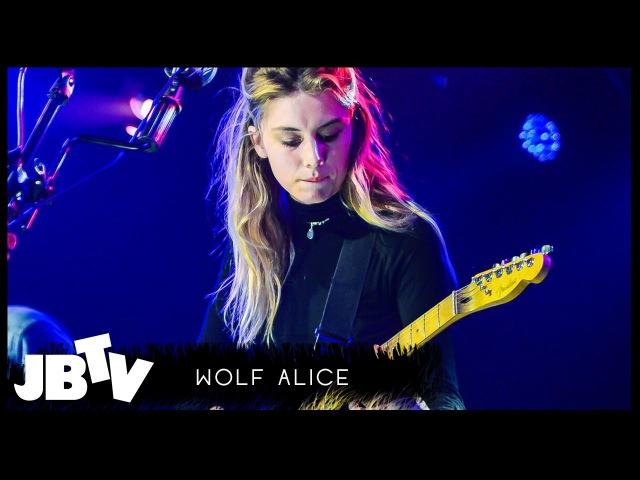 Wolf Alice - Giant Peach @ JBTV Studios, 2015