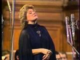 Концерт Елены Образцовой и Владимира Атлантова, 1988