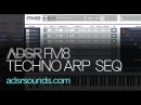 NI FM8 - Techno Arp Sequence - How To Tutorial
