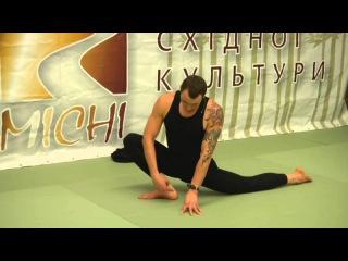 Динамическая Хат ха йога, Тараторин Михаил, часть 4