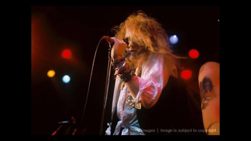 Guns N' Roses LiveTroubadour 1985- Part II