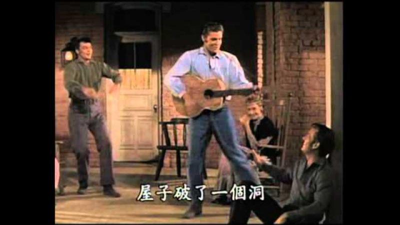 Elvis Presley - We're Gonna Move (ColorTrue Stereo) - 1956 - Love Me Tender Movie