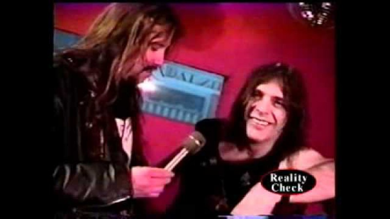 Wurzel (ex-Motorhead) Interview 4/11/94 Never aired before!
