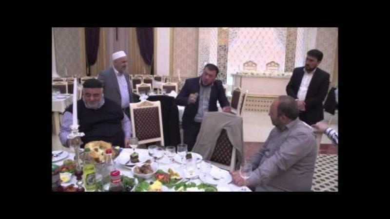 Seyid Taleh Seyid Peyman Xanim Zehra s e haqda Qedr Xum 2014 Xirdalan