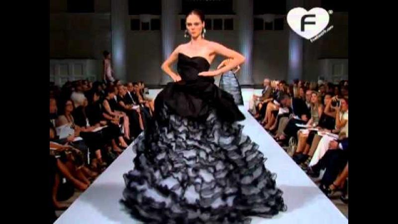 Oscar de la Renta - NYFW Spring/Summer 2011 - Fashion Networ