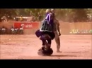Танец африканского шамана