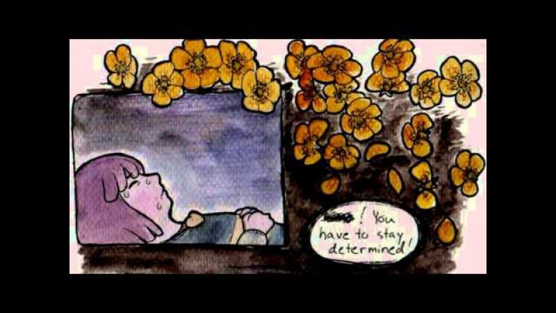 Undertale Comic: Tale of the Fallen Child (parts 1 2)
