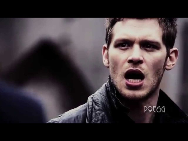 Klaus Rebekah Elijah || I will always stay with you, no matter what {1x16}