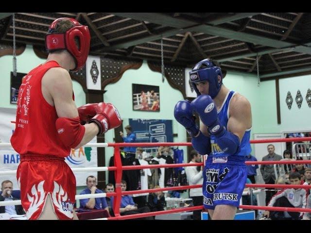 Тайский бокс: Владимир Олейник vs. Олег Приймачов