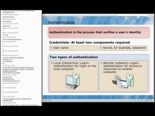 Курс Microsoft 6425C Active Directory в Windows Server 2008 R2 SP1 day 1