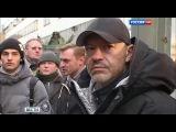 Любовь на фоне хаоса: журналисты попали на съемки самого засекреченного российского фильма