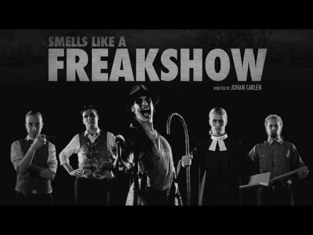 Avatar - Smells Like a Freakshow (official video)