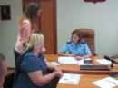 Прокурор Крыма Наталья Поклонская в Феодосии провела прием граждан 16 июня 2016 2
