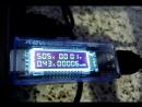 USB тестер Keweisi V20