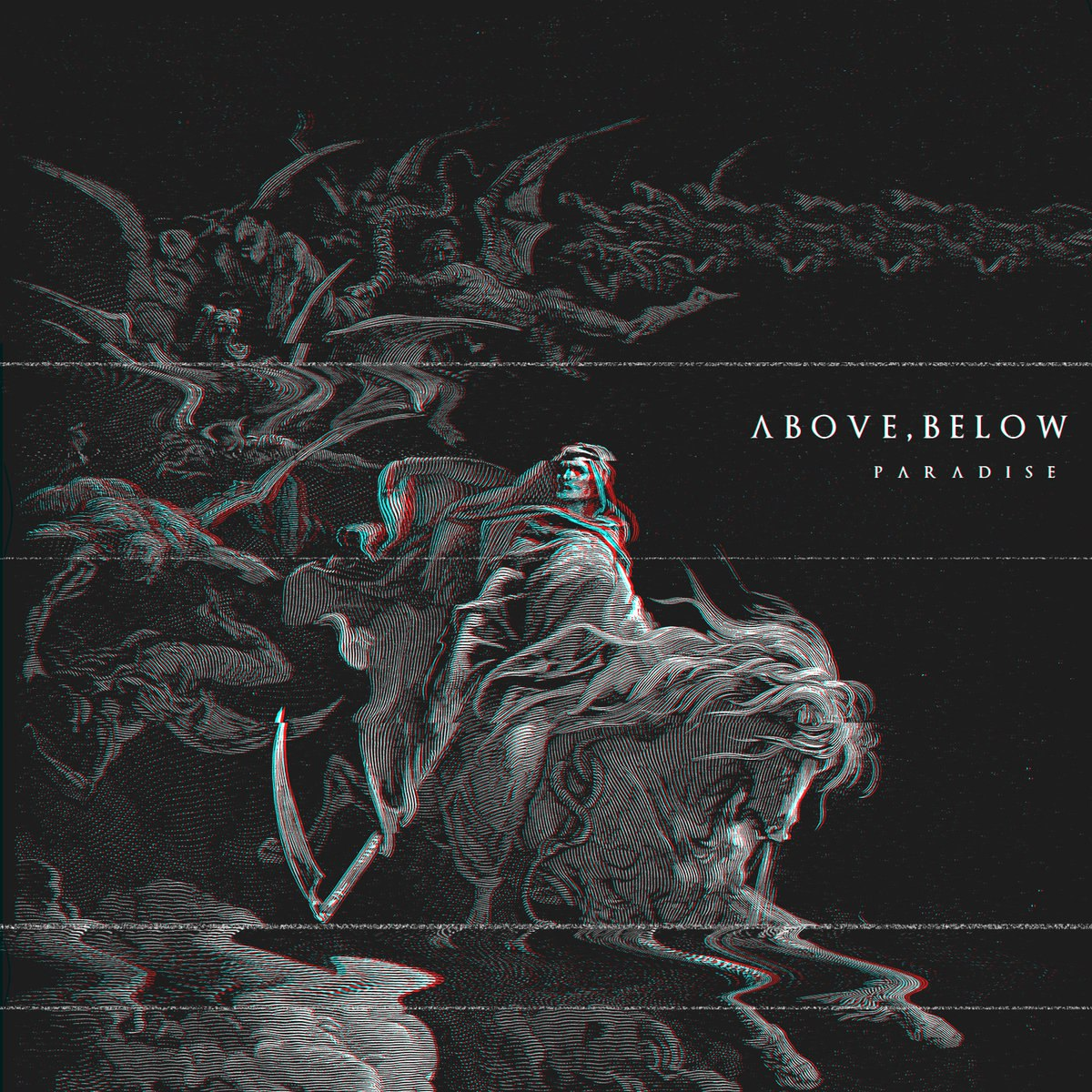Above, Below - Paradise [single] (2016)